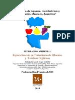 EfluentesdeJuguerasCaracteristicasyLegislacionMendozaArgentina
