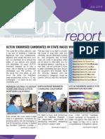 SEIU-ULTCW July 2010 Newsletter (English language version)