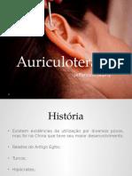 Aula de Auriculoterapia - Definitivo