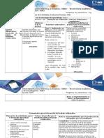 Guía de Actividades y Rubrica - Fase 5 - Proyecto Final