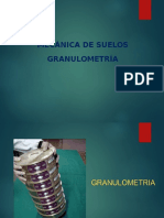 INTRODUCCION SUELOS  GRANULOMETRIA