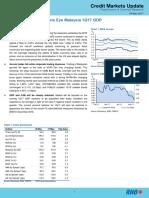 RHB FIC Credit Markets Update 190517