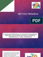 Método Miranda