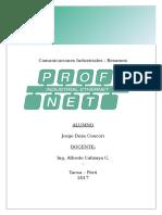 Resumen PROFINET