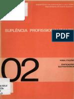 Me002834 - Supletivo - Prova de Edificações