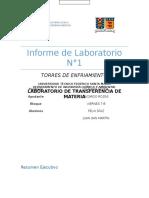 Informe Diaz Sanmartin