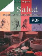 Su Salud Segun Los 4 Temperamentos - Paul Dupont.pdf