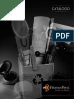 Catalogo 2016 de Promosperu para area de marketing