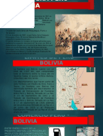 Frontera Peru - Bolivia