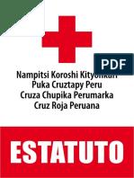 Cruz Roja Estatuto