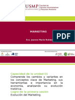 1ra Sesión Marketing (Orientaciones de La Mercadotecnia)