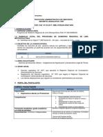 02- Convocatoria a Concurso Publico Cas Nº 002-2017-Mml-pgrlm-sraf-Arh