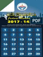 Jadwal Waktu Puasa 2017-1438 H_hasmi