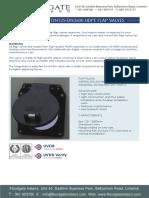 HDPE Flap Valves