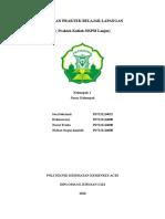 Laporan Praktek Belajar Lapangan Mspm Asrama 2016