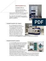 Unidad Cromatográfica