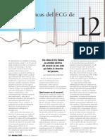 Características Del ECG de 12 Derivaciones (Parte I)
