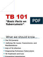 Basic Facts on Tb