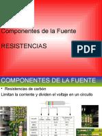 MODULO 2 RESISTENCIAS-componentes de La Fuente