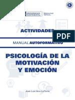 Psicologia de la Motivacion y Emocion Actividades.pdf