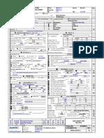 API 610 10th Edition (Iso 13709) Pump Datasheet