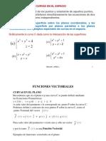 Curva en r2 y en r3 Funcion Vectorial [Modo de Compatibilidad]