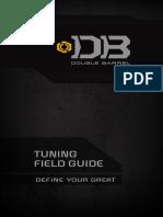 DoubleBarrel Field Guide En
