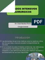 02. Cuidados Intensivos Quirurgicos - Dr. Sanchez