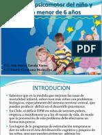 Desarrollo Psicomotor Del Niño y La Niña Menor.ppt -1