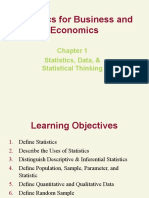 Business Statistic 10th Edition Chapter 1