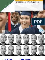 Teaching SAP BI