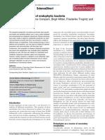 Metabolic Potential of Endophytic Bacteria