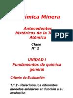 Teoría atomica