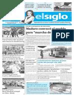 Edición Impresa El Siglo 22-05-2017