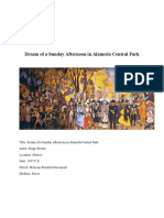 dream of a sunday afternoon in alameda central park weebly