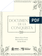 Documentos de La Conquista