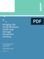 Bridging the SME Credit Gap
