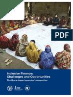 Inclusive Finance