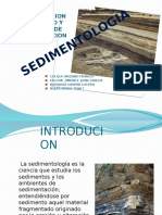 Introduccion y Proceso de Sedimentacion
