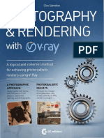 Ciro Sannino - Photography and Rendering With VRay 2013