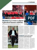 La Provincia Di Cremona 22-05-2017 - Serie B - Pag.2