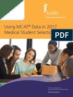 [AAMC] MCATguide 2017