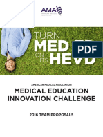 [AMA] MED EDU Innovation Challange