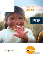 2015 Annual Report Codespa