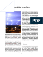 Electricidad Atmosférica