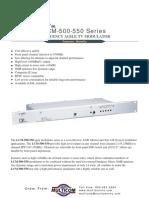 OlsonTechnology Lcm 500 550