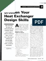 Broaden Your HX Design Skills