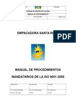 Manual de Procedimientos Obligatorios