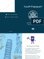 Youth Passport Activity Book