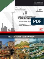 Urban Waterfront Planning and Design Finalpptx Autosaved